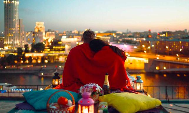 7 Идей для романтического свидания - TwitNow.ru