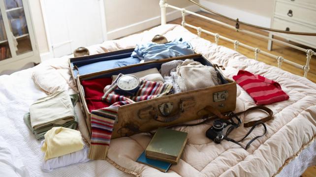 Складываем вещи в чемодан, чтобы больше поместилось. 10 простых правил - TwitNow.ru