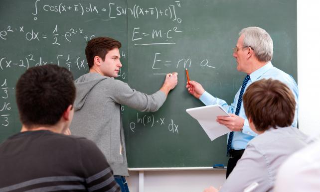 Сдача экзамена принципиальному преподавателю - TwitNow.ru