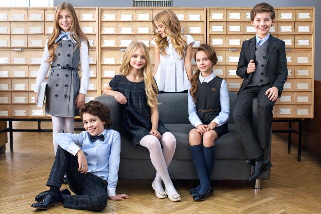 Одеваем ребенка в школу стильно - TwitNow.ru