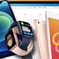 Apple представила новые iPhone 13, iPad и Watch Series 7