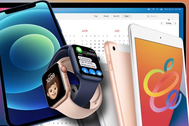 Apple представила новые iPhone 13, iPad и Watch Series 7 - TwitNow.ru