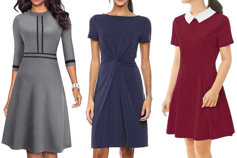 Work Dresses  Credit: Amazon