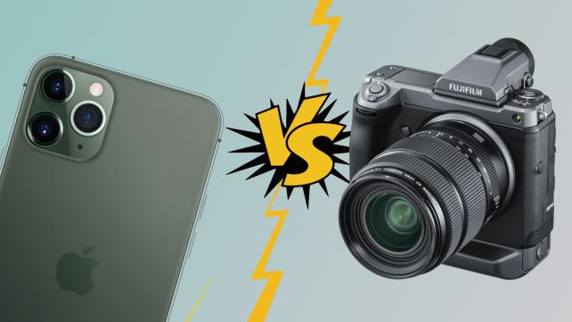 Смартфон против фотоаппарата. Что лучше? - TwitNow.ru