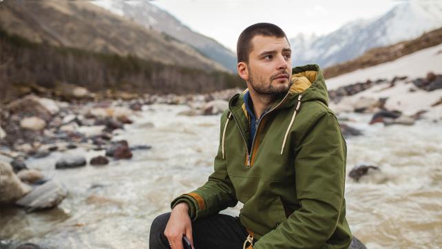 Анорак – ветрозащитная куртка, надеваемая через голову - TwitNow.ru